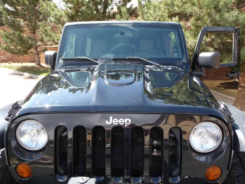 Jeep JK Hood