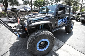 TOTL JK Hood Black and Blue 3