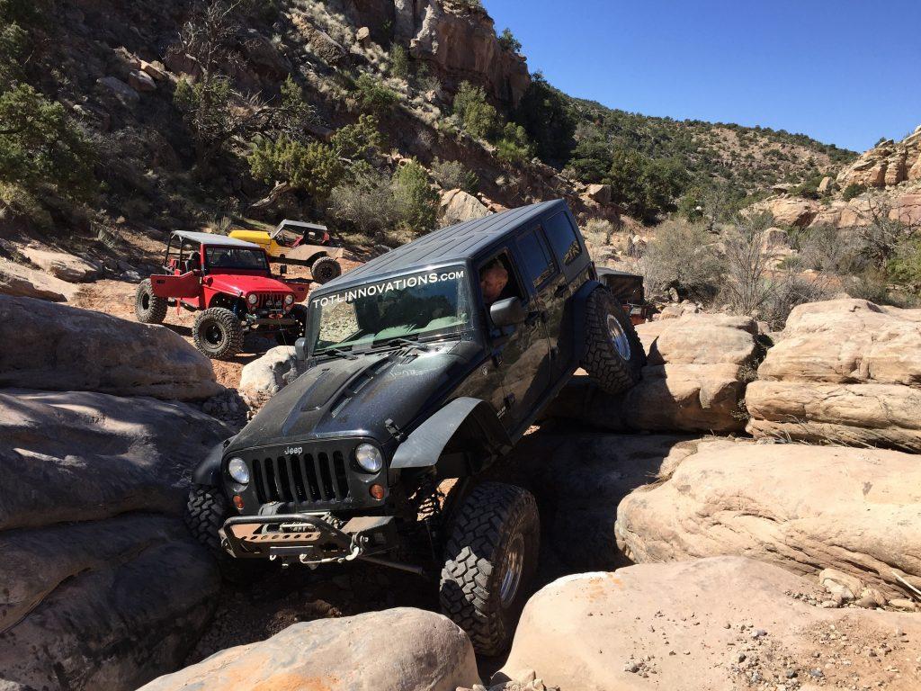 Jeep Wrangler JK Heat Expulsion Hood