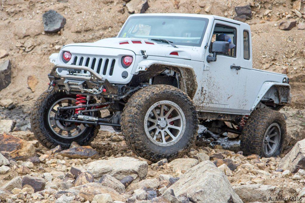 TOTL Innovations Jeep Wrangler Hood