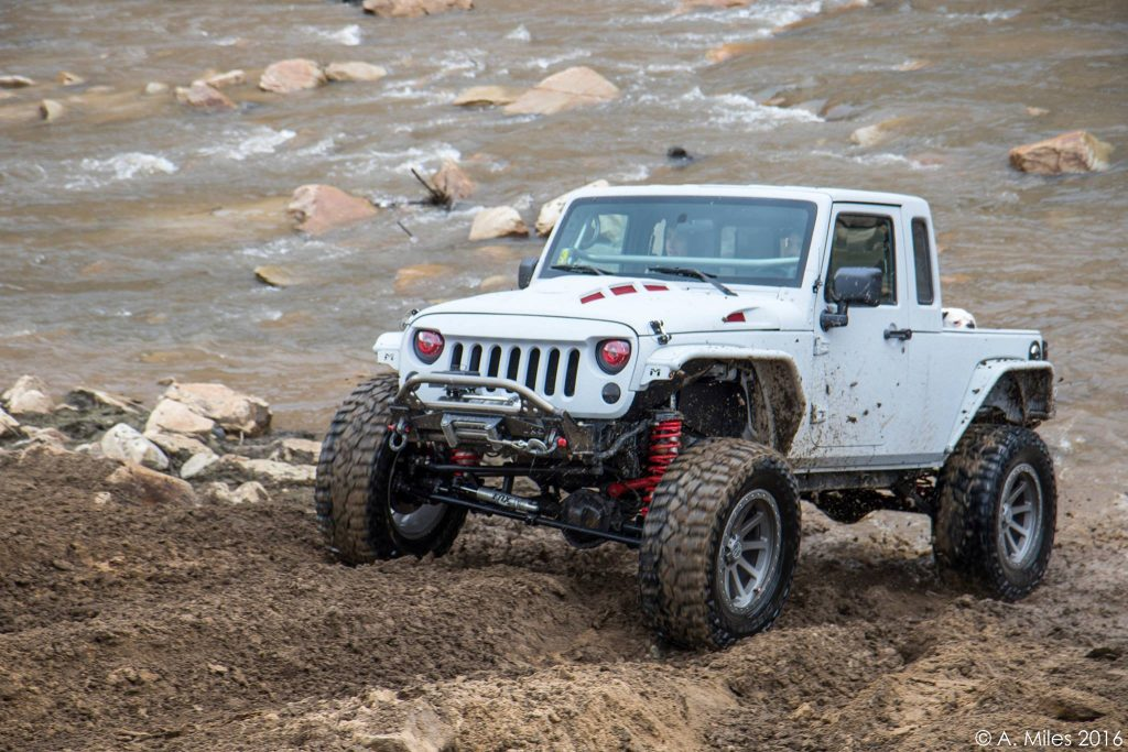 Top of The Line Innovations Jeep Wrangler Hood