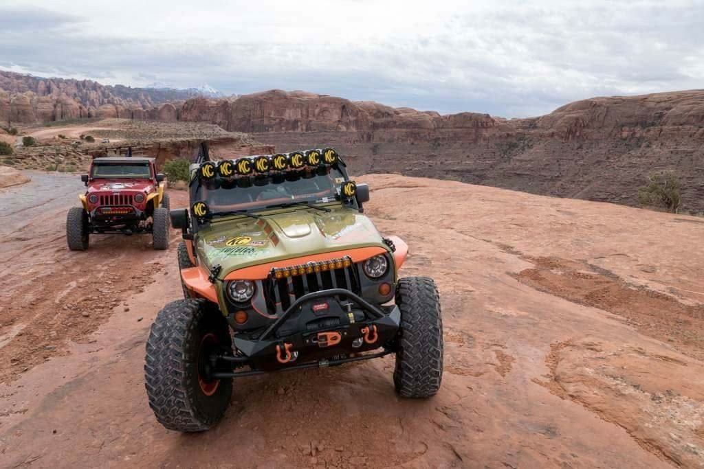Easter Jeep Safari Wrangler Hood