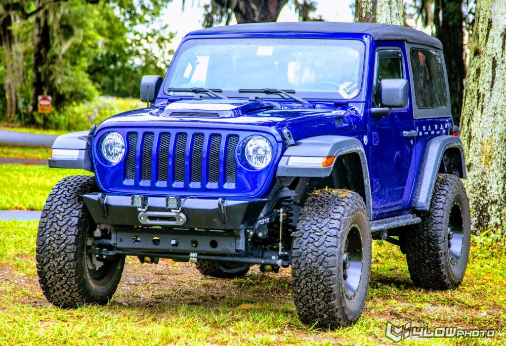 2018 Jeep Wrangler JLR H.E.R.O. Hood