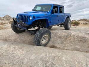 2020 Jeep Wrangler JT H.E.R.O. Hood