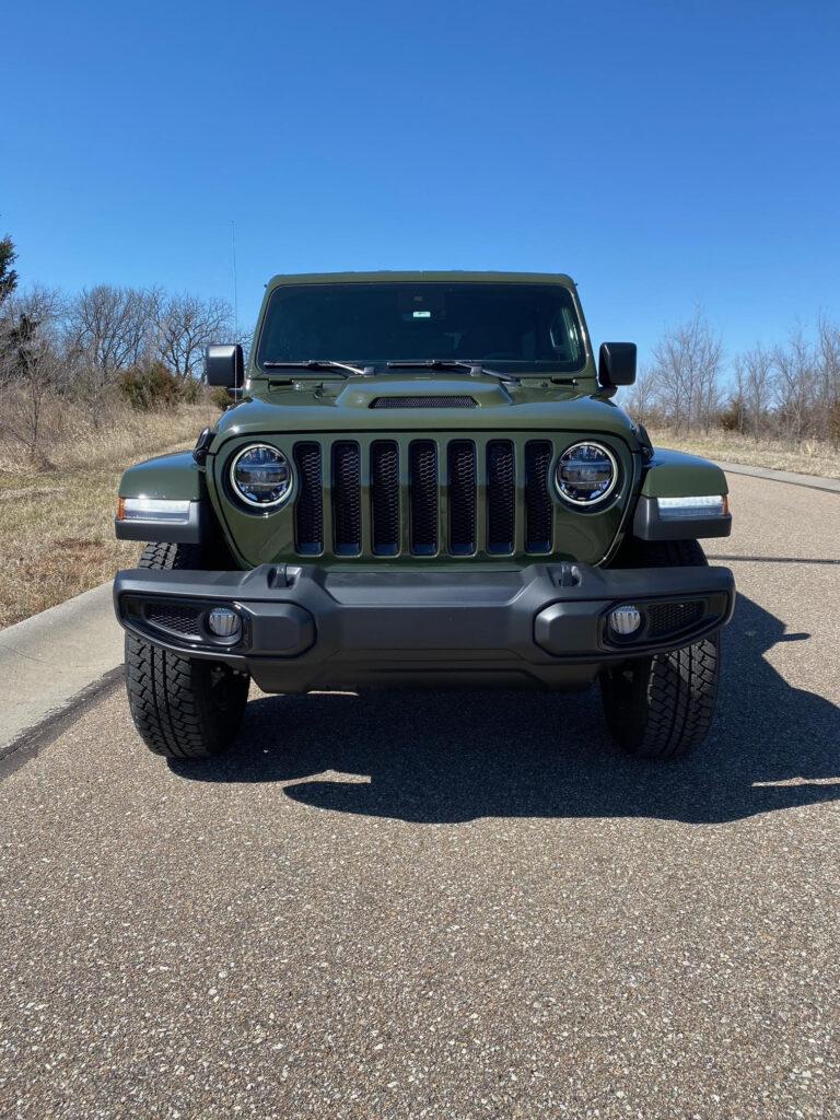 2019 Jeep Wrangler JL H.E.R.O. Hood
