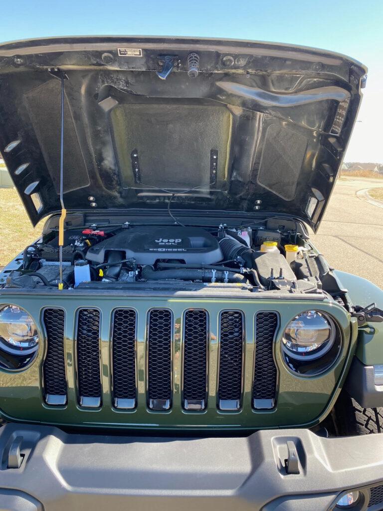 Jeep Gladiator JT H.E.R.O. Hood